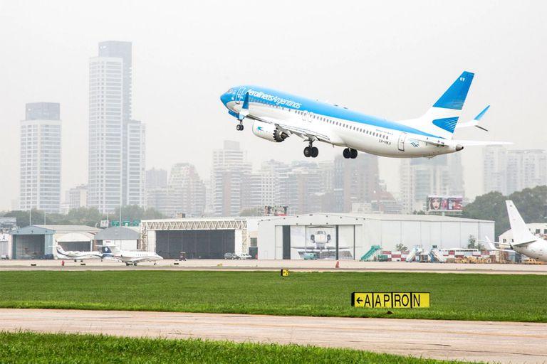 En agosto. Aerolíneas Argentinas vuelve a volar a Nueva York tras cinco meses