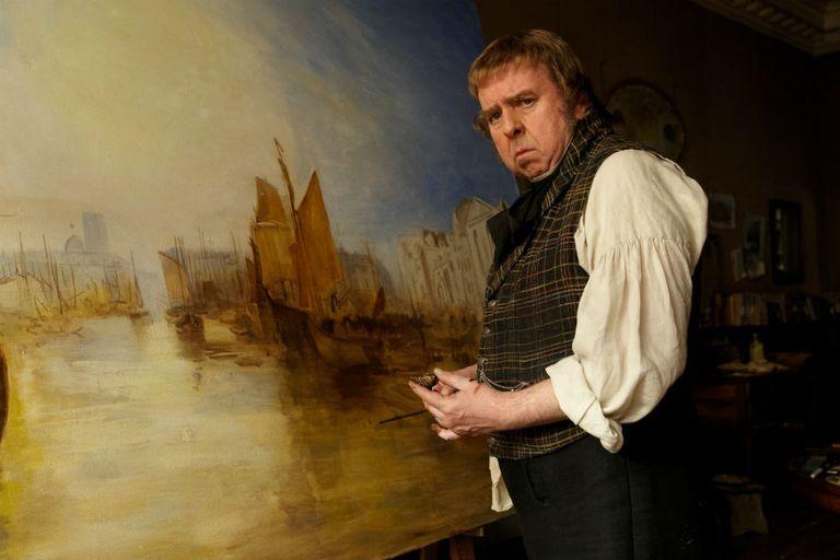 Mr. Turner de Mike Leigh