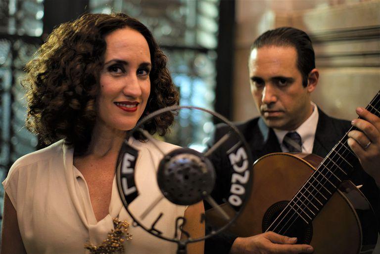 La Falcón: Bello musical sobre una gloria del tango