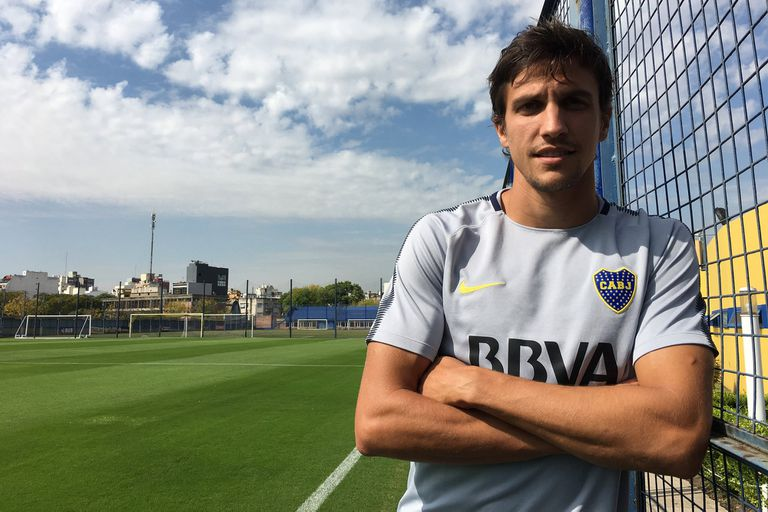 Santiago Vergini, el relevo silencioso de Boca que siempre termina jugando