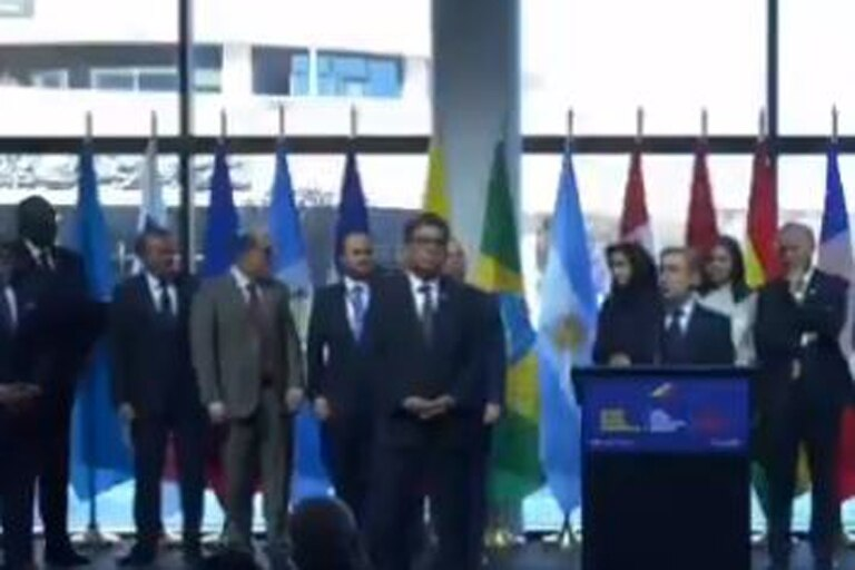 Pablo Tettamanti se retiró en el momento en que la agrupación vinculaba al chavismo con el narcotráfico y expresaba el apoyo al líder de la oposición Juan Guaidó