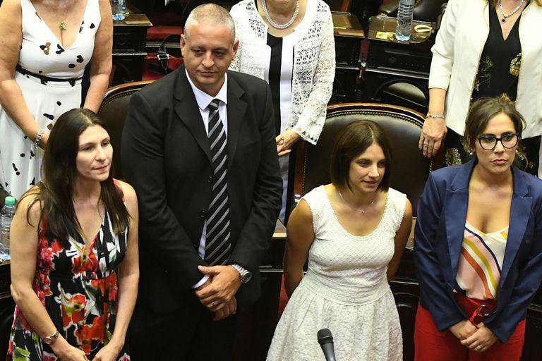 Horacio Pietragalla Corti asumió por primera vez como diputado nacional en 2011