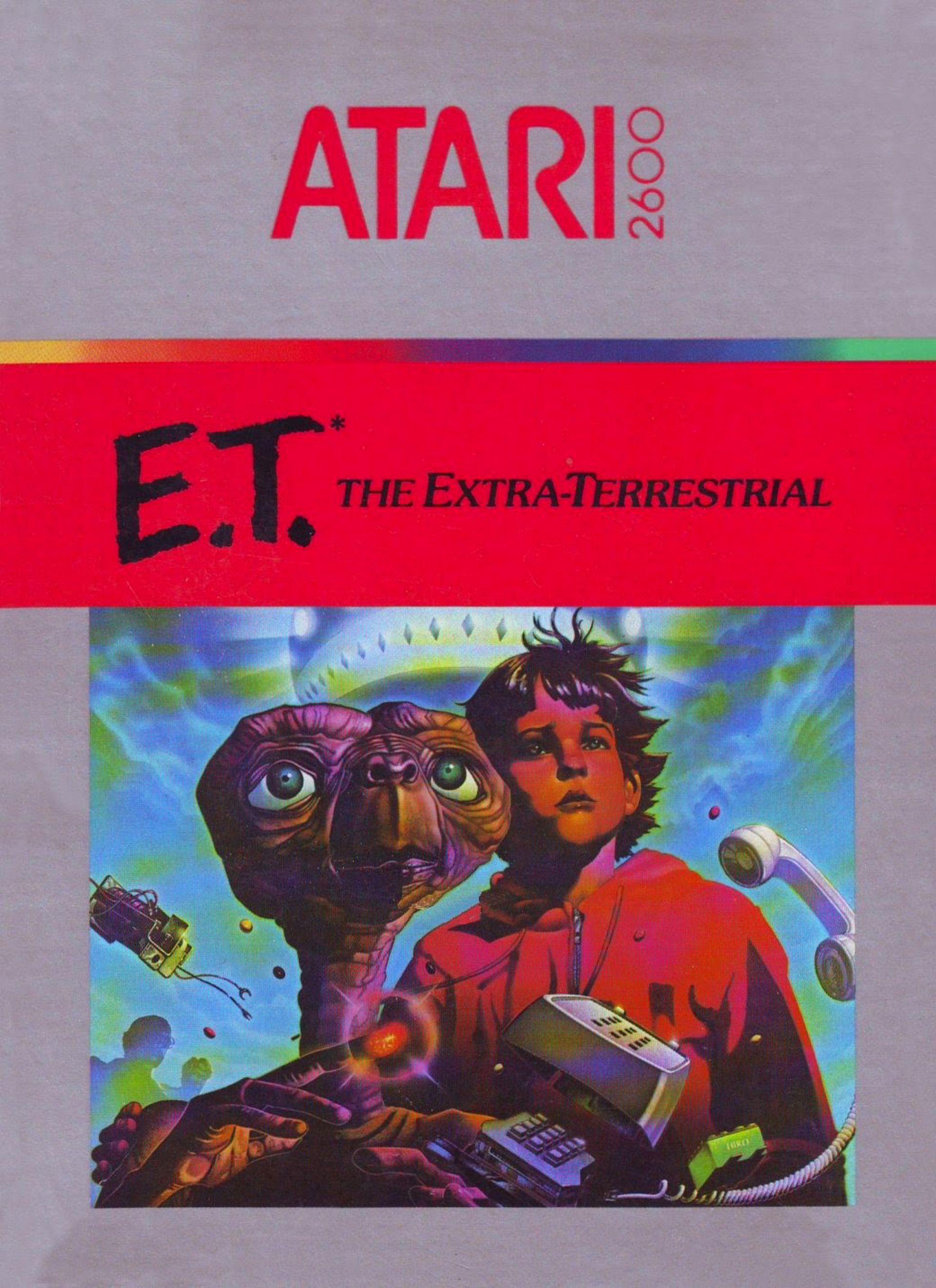 El juego que destruyó la reputación de Atari y creó una leyenda urbana.