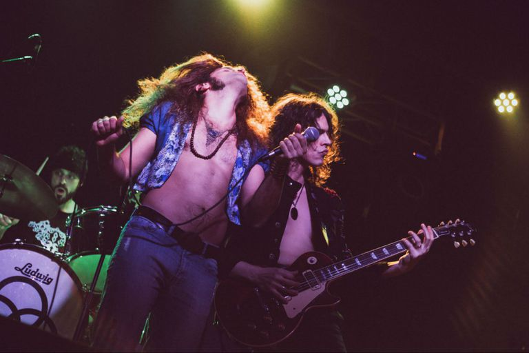 Physical Graffiti, la banda tributo a Led Zeppelin