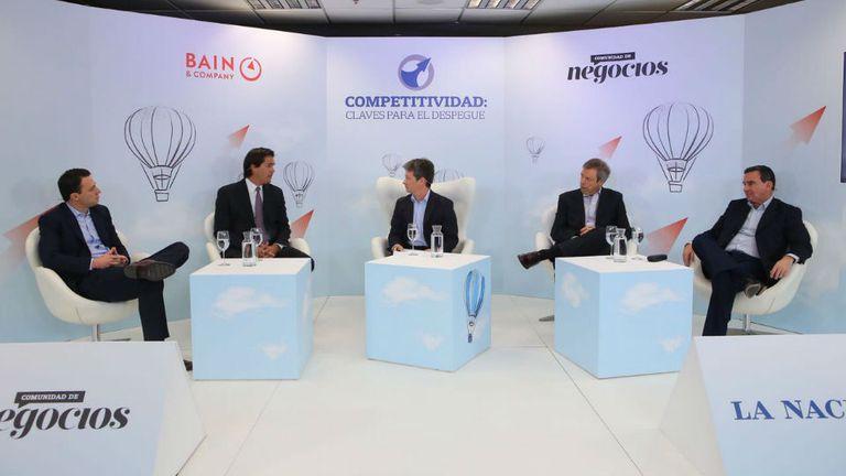 En el summit de Competitividad organizado por LA NACION se analizó la situación del sector energético.