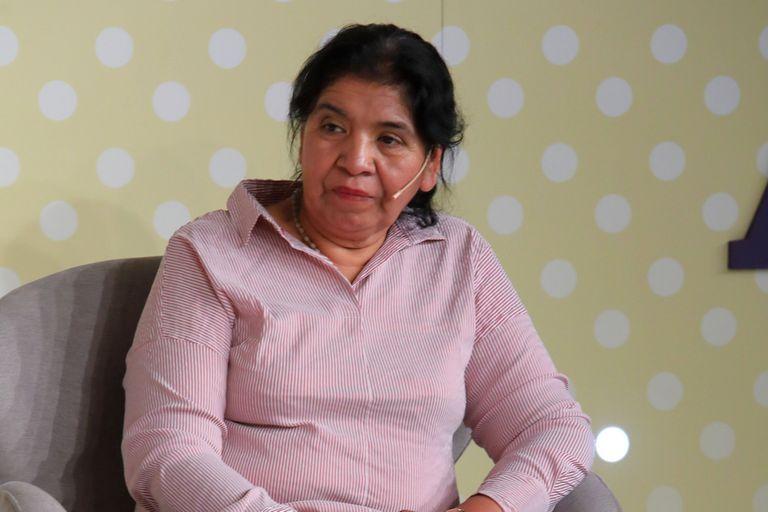"""Margarita Barrientos criticó los """"crueles ataques a Juan Carr"""""""