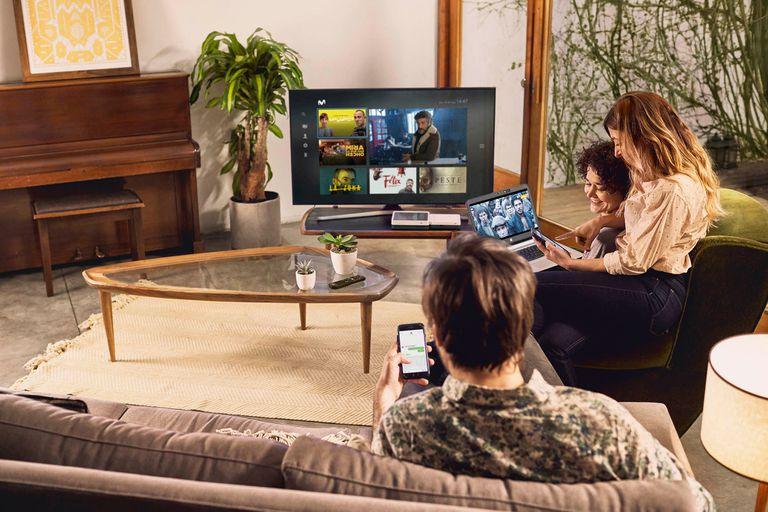 Cinco cosas que tenés que saber sobre Movistar TV