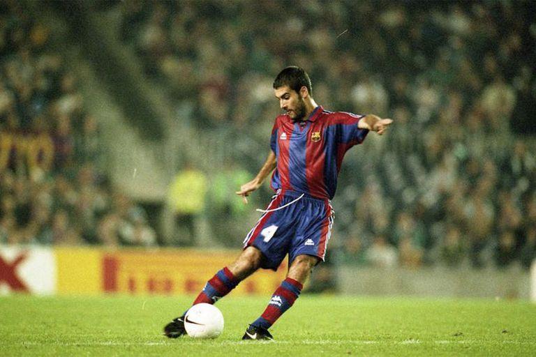 Pep Guardiola y un pedido especial de Cruyff en 1994: seguir a un Diego Latorre que hacía diferencias con sus gambetas para Tenerife