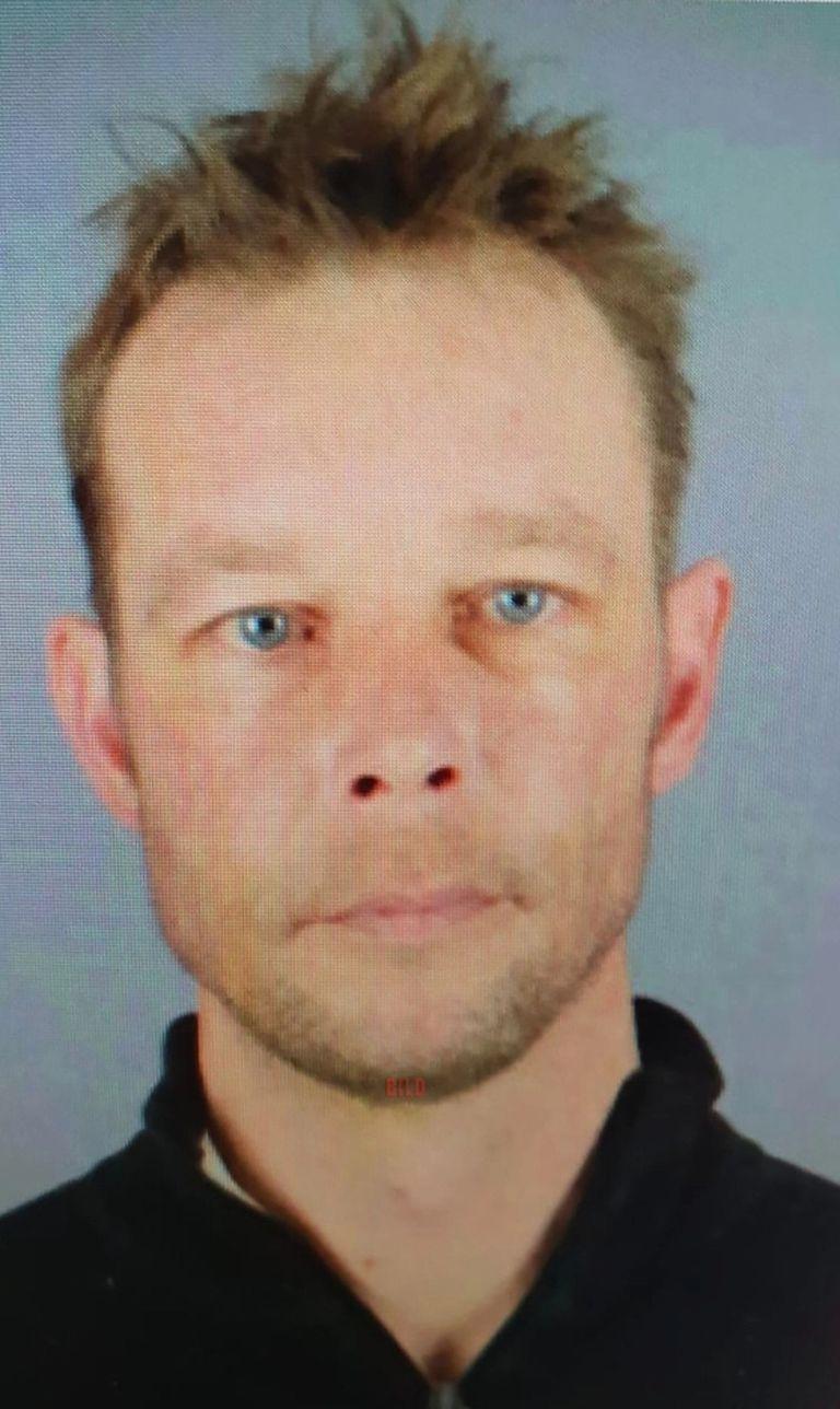Christian B, el alemán de 43 años identificado como el principal sospechoso del caso (Bild)