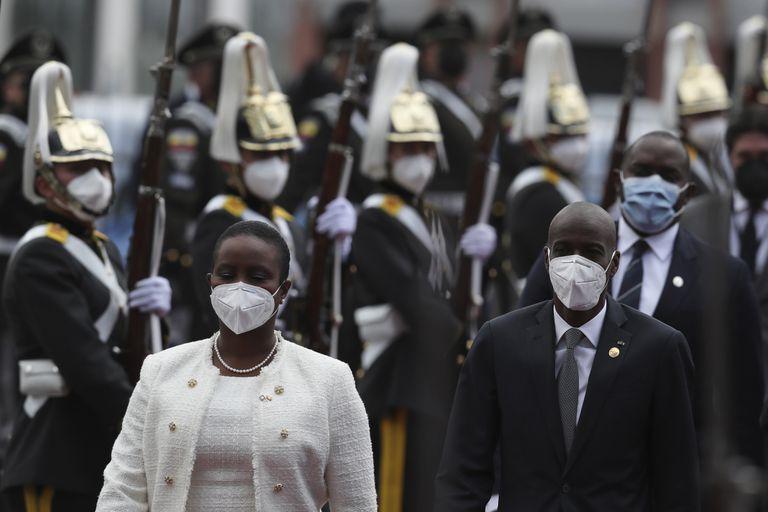 Colombia identifica a quien ordenó matar al presidente de Haití