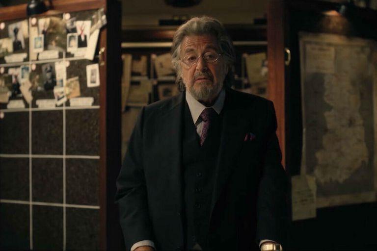 Pacino, al frente de unos cazadores de nazis en la nueva serie de Amazon Prime