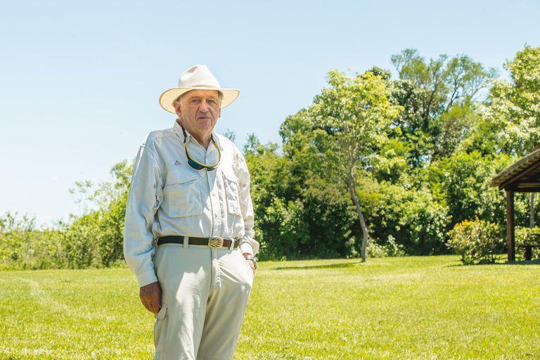 Hansjörg Wyss es multimillonario y uno de los más importantes benefactores del mundo. Es, además, el principal donante a la Argentina de tierras para su conservación