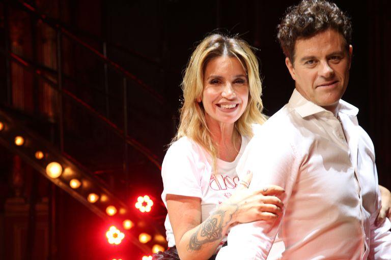 El regreso de Cabaret: Florencia Peña y Mike Amigorena