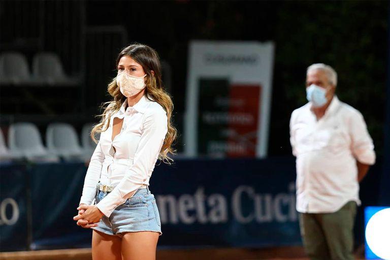 Camila Giorgi deslumbró en la inauguración del Palermo Ladies Open: su historia