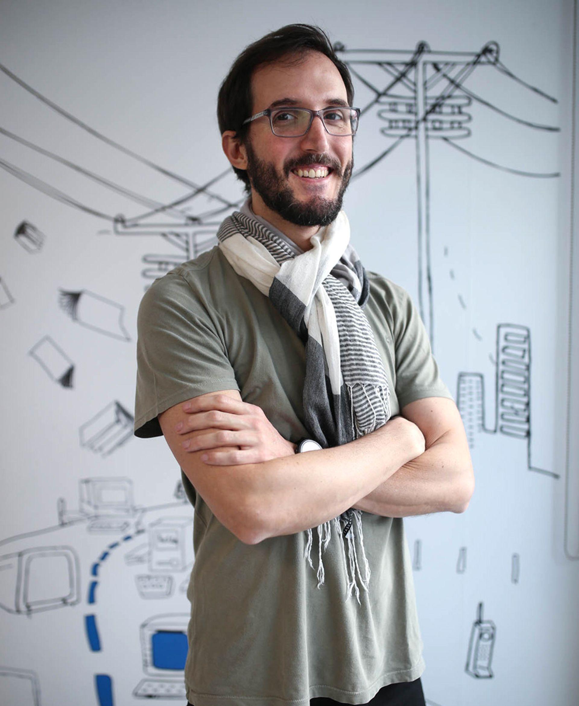Guillermo Bracciaforte (36) Innovación: Interpretó el nuevo mercado laboral y desarrolló una plataforma para ofertar servicios y contratar profesionales freelance.