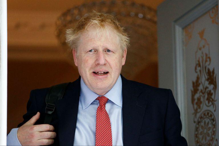 """Una """"disputa"""" conyugal de Boris Johnson pone bajo la lupa su excéntrica figura"""