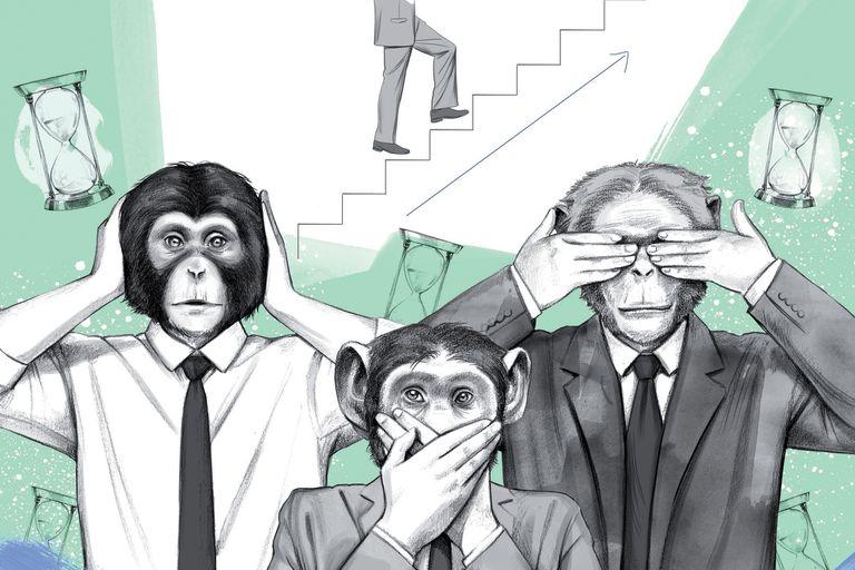 """La consigna de """"ascender o morir"""" con la que se mueven muchas de las organizaciones termina promoviendo a ejecutivos a ocupar puestos para los que no están preparados o en los que tienen que dejar de lado sus mejores habilidades; cómo conjugar la carrera corporativa con la felicidad person"""