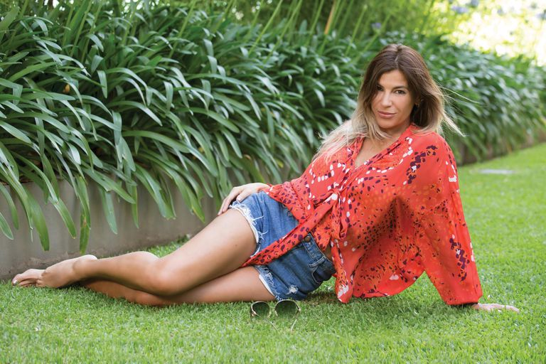 Valeria Larrarte. Habla en su primera entrevista tras separarse de Coti Sorokin