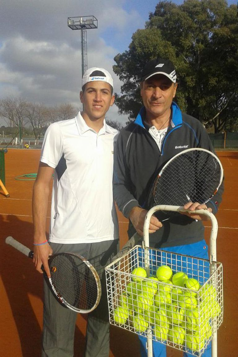 Desde hace más de 30 años, Clerc tiene academias de tenis.