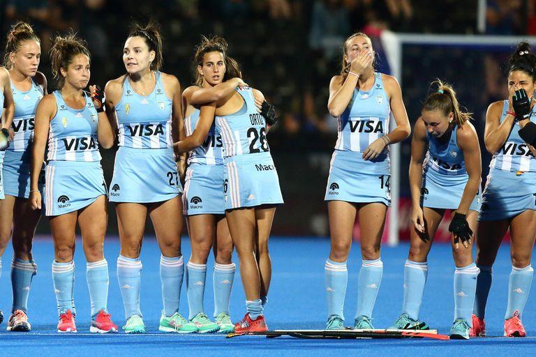 Las Leonas perdieron por penales contra Australia y quedaron fuera del Mundial