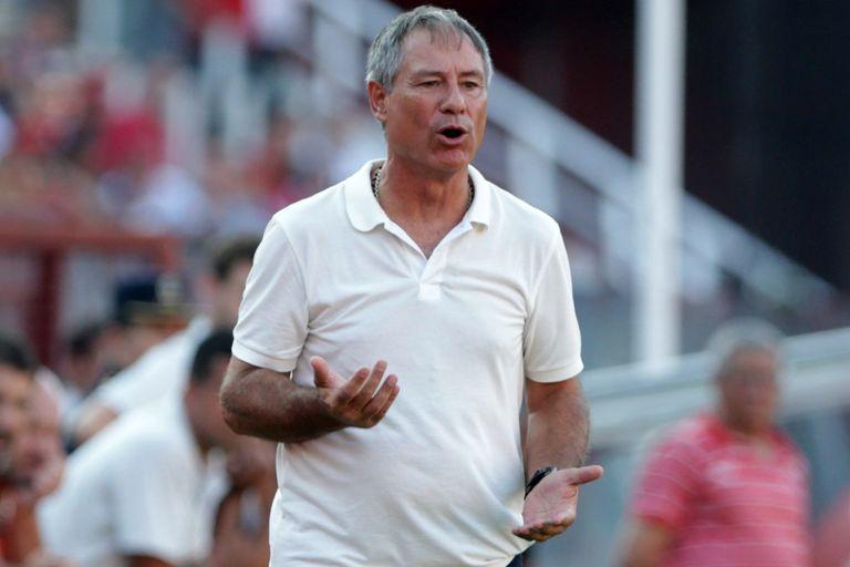 Ariel Holan, el técnico que devolvió a Independiente a los primeros planos.