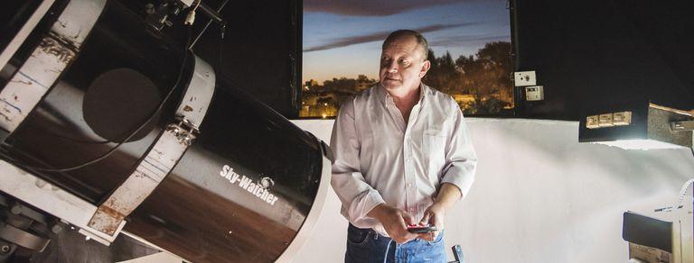 Cómo cambió la vida del cerrajero rosarino que registró cómo nace una estrella