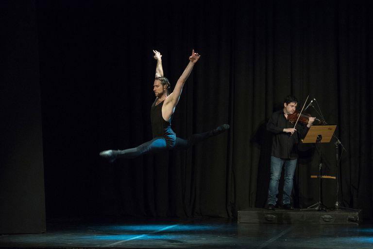 Volvió el ballet: un programa impregnado de las sensaciones del tiempo presente