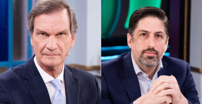 Fuerte cruce al aire entre Conrado Estol y el ministro Nicolás Trotta por las vacunas