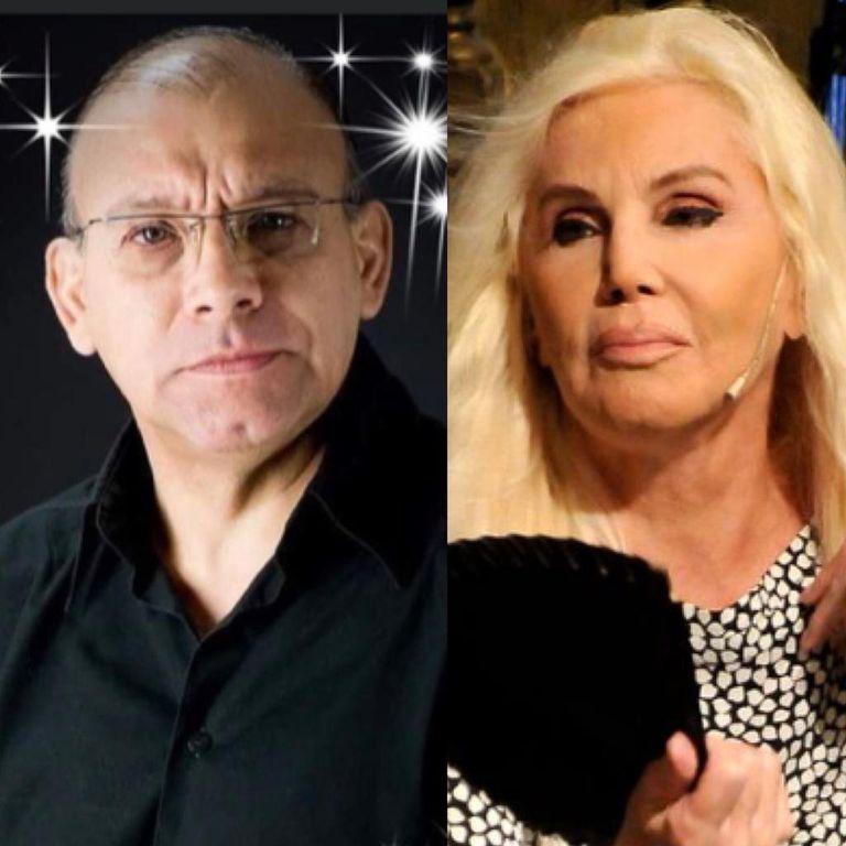 Juan Carlos López, quien falleció este mediodía tras complicaciones en su cuadro de coronavirus, trabajó con Susana Giménez durante 25 años