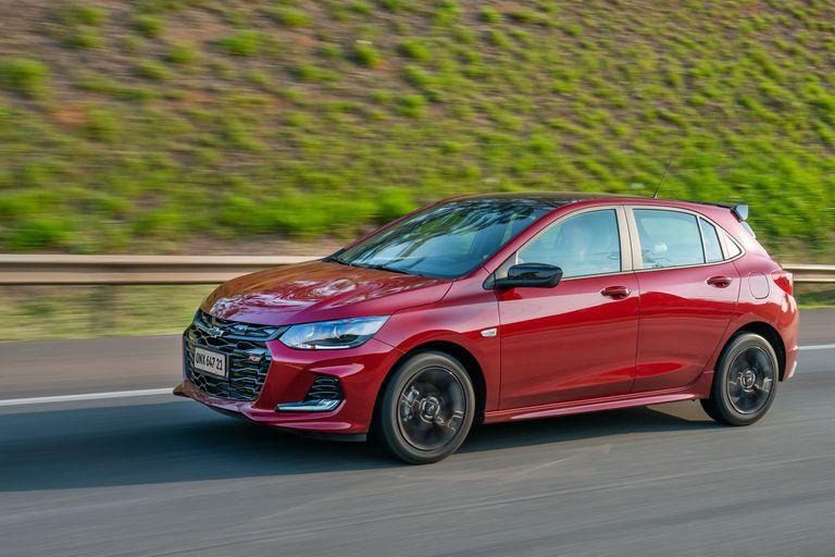 Test drive: Chevrolet Onix RS, con el tunning directo desde  la línea de producción