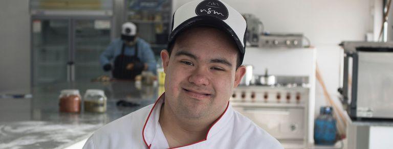 Son jóvenes con discapacidad y crearon un emprendimiento gourmet y solidario