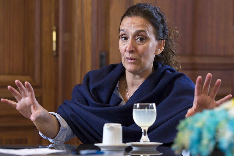 La reacción de Gabriela Michetti sobre la candidatura de Pichetto