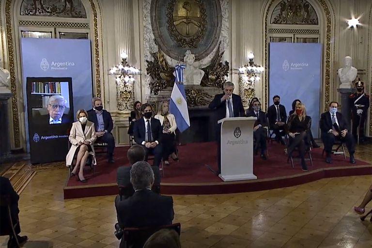 La Coalición Cívica cuestionó la conformación del comité de expertos convocado por Alberto Fernández para proponer reformas judiciales