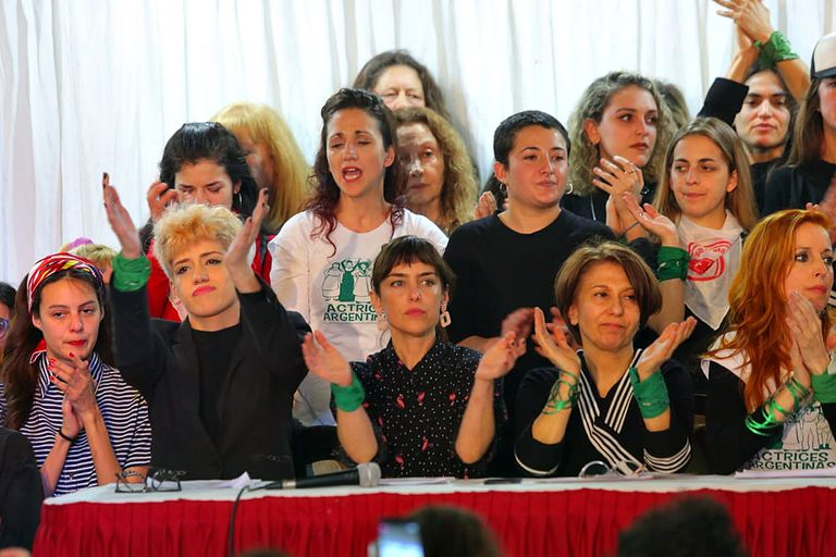 Actrices Argentinas presentó una nueva denuncia por acoso sexual