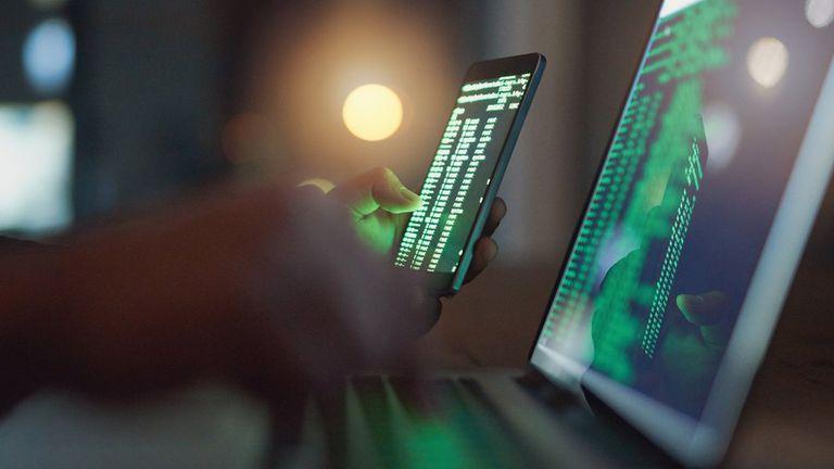 Si los ciberdelincuentes encuentran algo que pueda ser vergonzoso para una empresa o trabajador, lo usarán como arma, dice Brett Callow.