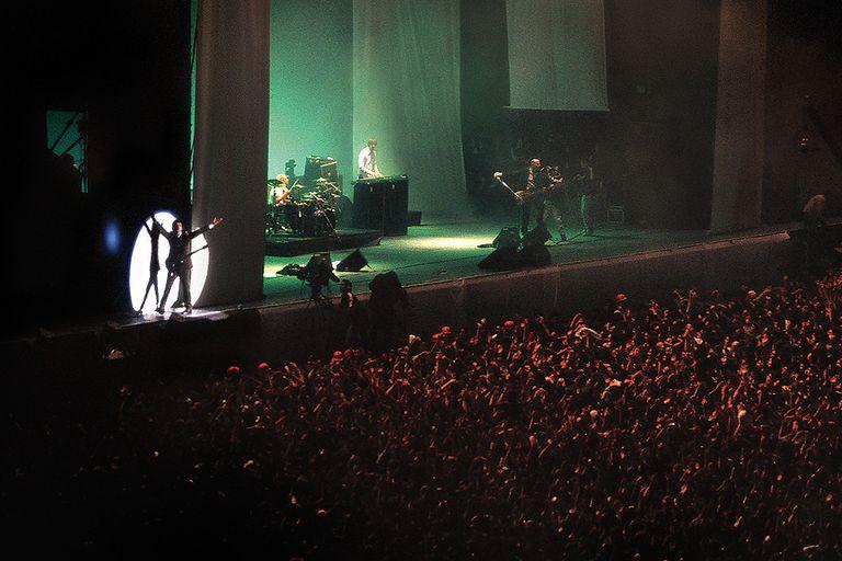 20 de septiembre de 1997 en River: el último concierto