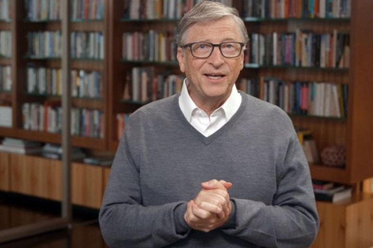 Bill Gates participó de una transmisión en Reddit donde se refirió a los nuevos hábitos que incorporó con la pandemia