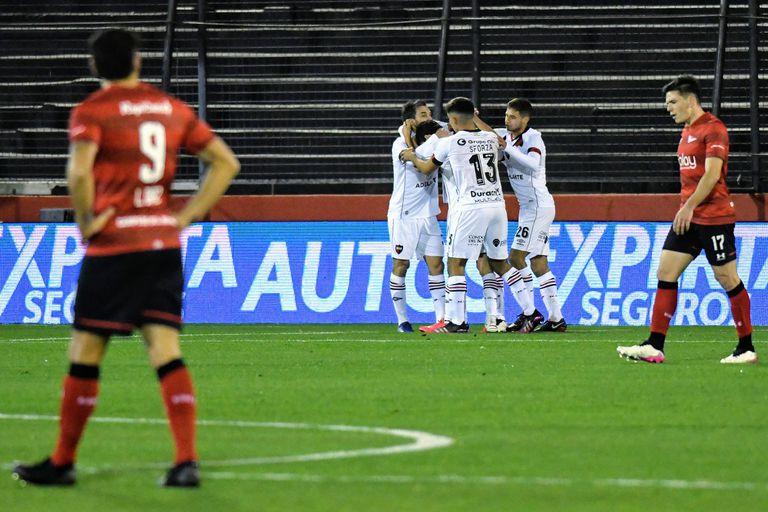 El juego de Nicolás Castro, la atracción en el partidazo que Newell's le ganó a Estudiantes 4-2