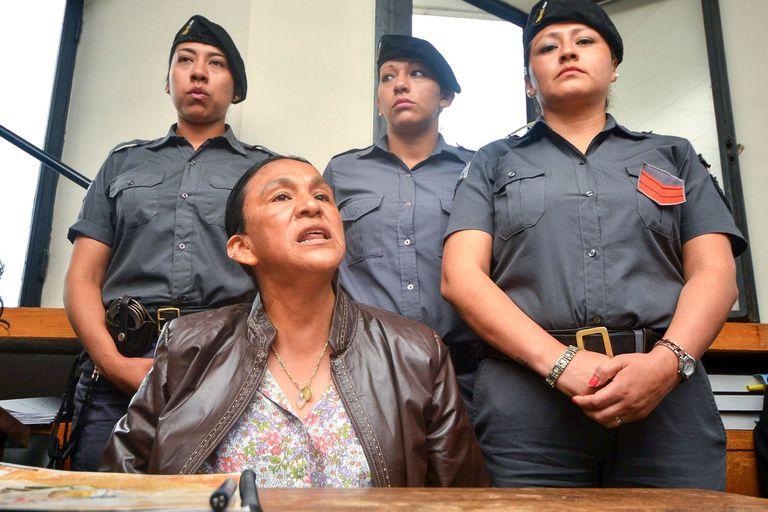 Milagro Sala fue condenada por amenazas a policías jujeños