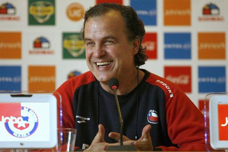 Chile. Quién fue el jugador que hizo reír a Bielsa a carcajadas