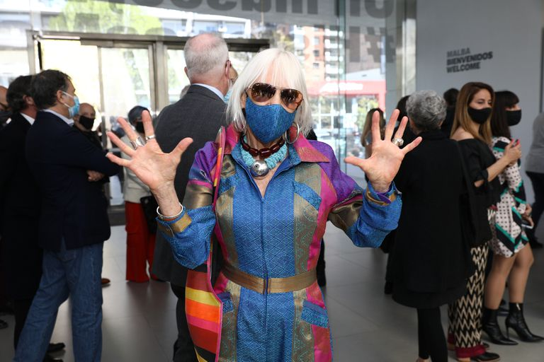 Marta Minujín, la artista más popular de la Argentina, tuvo su retrospectiva en Malba en 2010
