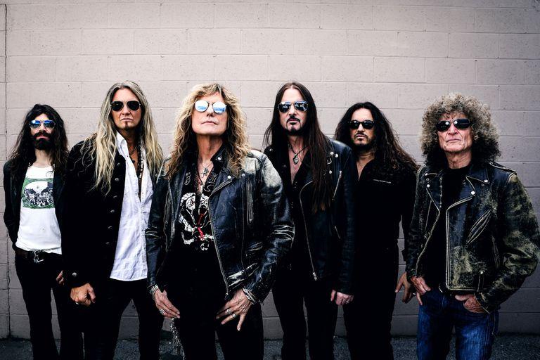 Whitesnake: disco nuevo y clásicos de los 80 hoy, en el Club Hípico Argentino