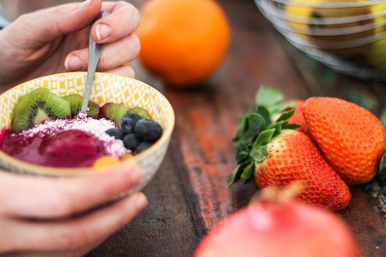 Las 10 frutas y verduras con más vitamina C