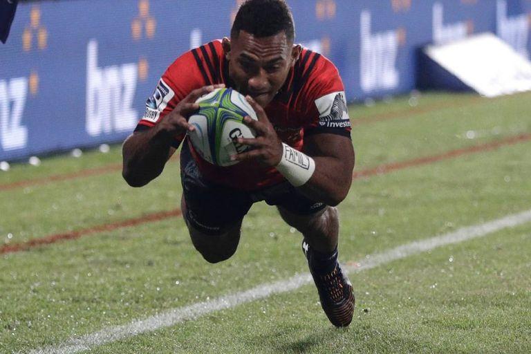 Súper Rugby: agredió a su novia, lo citaron a los All Blacks y generó polémica