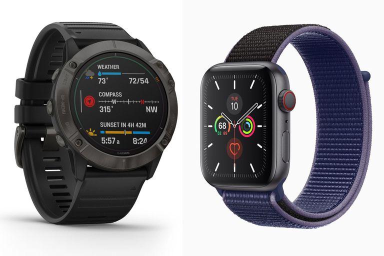 Apple Watch Serie 5, Garmin, Asus y más: es hora de hablar de smartwatches