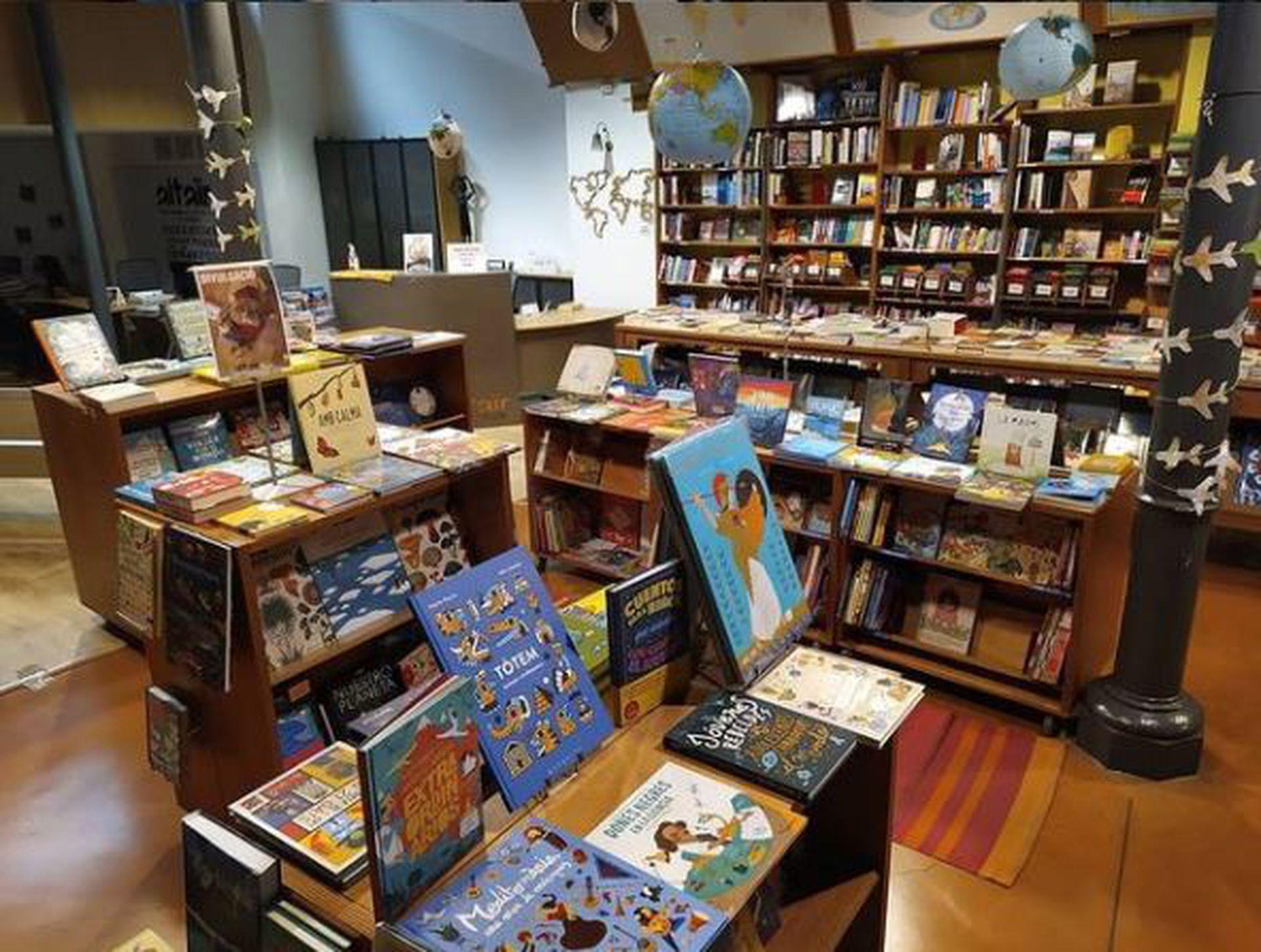 Librería Altair, Barcelona