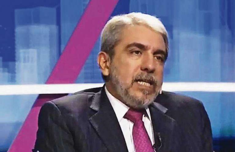 Aníbal Fernández criticó duro a Cristina y agravó la interna K
