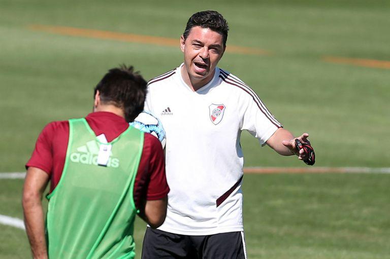 """Gallardo celebró haber mantenido al plantel: """"Es muy bueno sostener la jerarquía"""""""