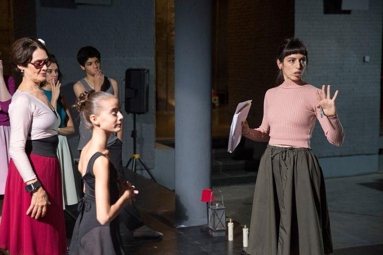 """Werchowsky hace su debut como directora con la adaptación para la escena de su novela """"Las bailarinas no hablan"""""""