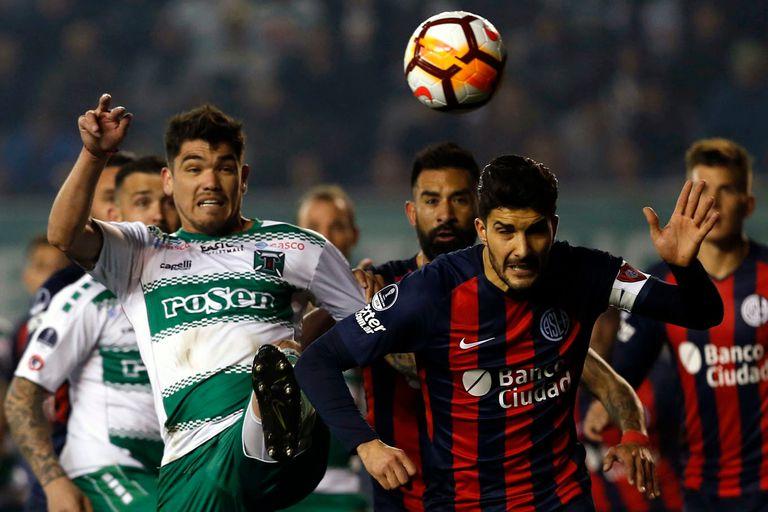 Zona de riesgo: San Lorenzo avanza incluso sin ganar y enredado en su juego
